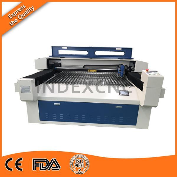 Metal And Nonmetal Laser Cutting Machine