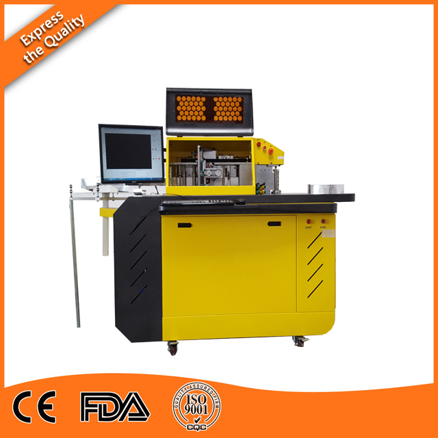 Hot sell delicate multicolor cnc mild steel tube bending machine