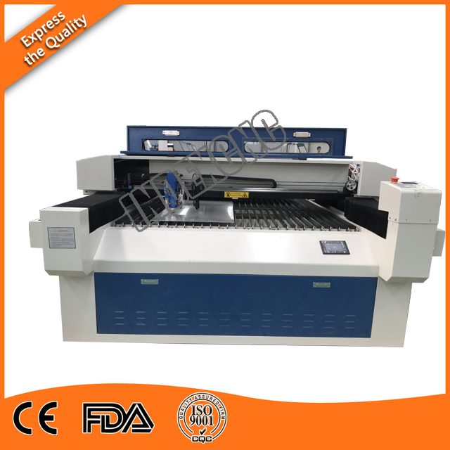 280w Metal and Nonmetal laser cutting machine for stainless steel, carbon steel
