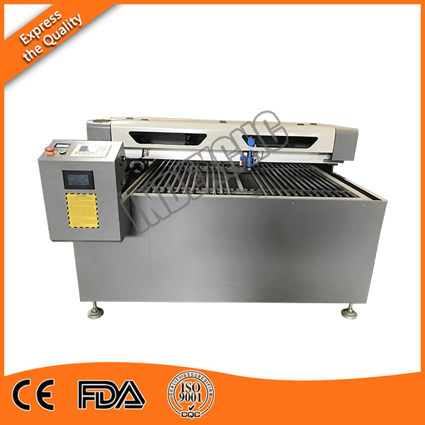 280W 300W Stainless Steel Carbon Steel Galvanized Sheet CO2 Metal Laser Cutting Machine