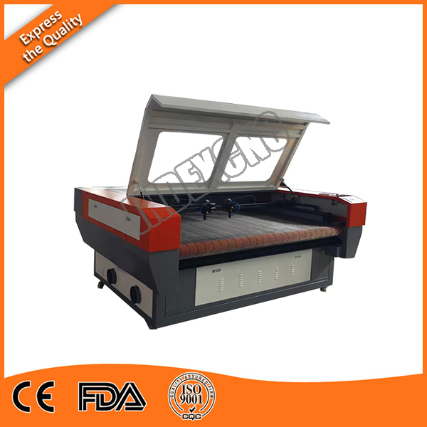 Metal and nonmetal Mixed laser cutting machine