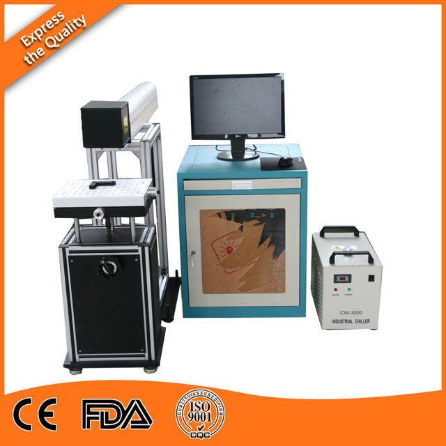 coconut laser marking machine for sale with reasonable price