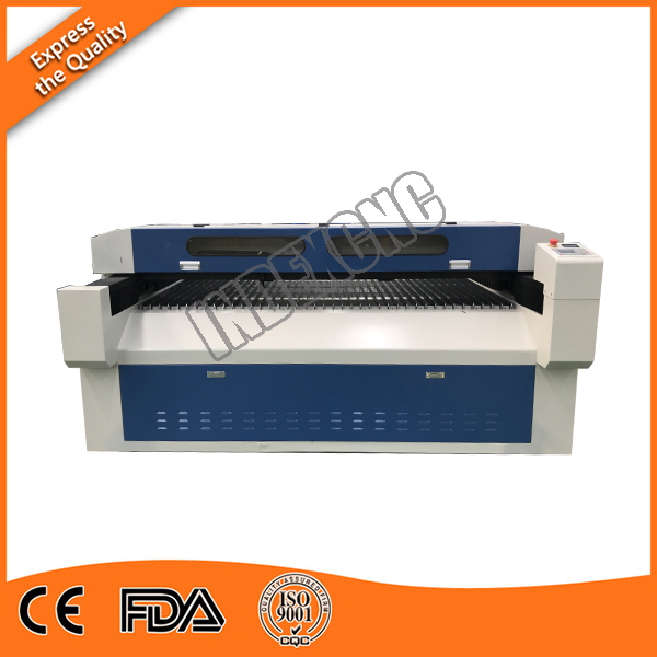 China popualar plywood,acrylic, plastic, glass/ wood craft laser engraving cutting machine 1325 1530 2030 2040