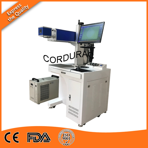 100w RF Co2 laser marking machine for leather, acrylic,wood