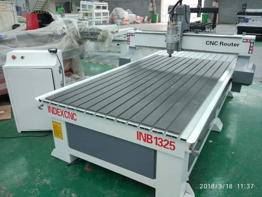 INM1325 wood CNC router price for sale, wood cnc router