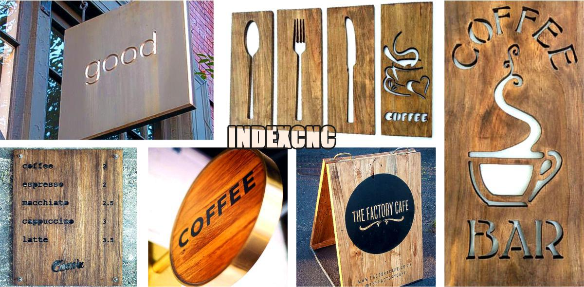 wood coffe shop